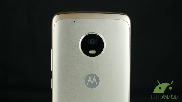 Lenovo Moto G5 camera