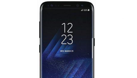 Samsung galaxy s8 render 2