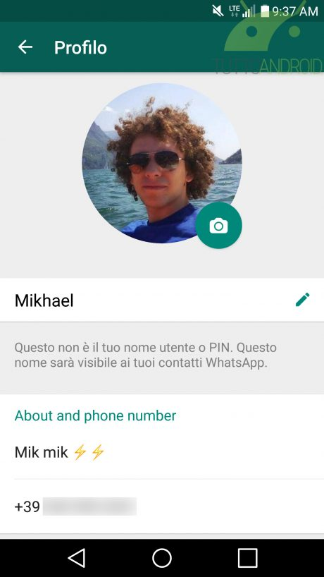 Whatsapp android beta 95 1