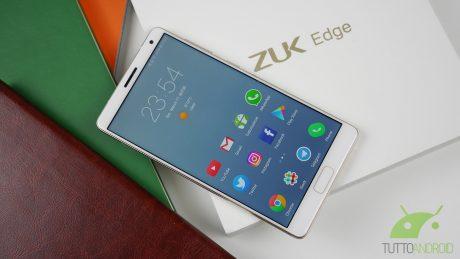 ZUI 4.0 con Android 8.0 Oreo in arrivo a giugno sui ZUK Edge