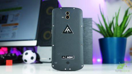 AGM X1 copertina