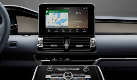 Android Auto Lincoln Navigator 2018 1