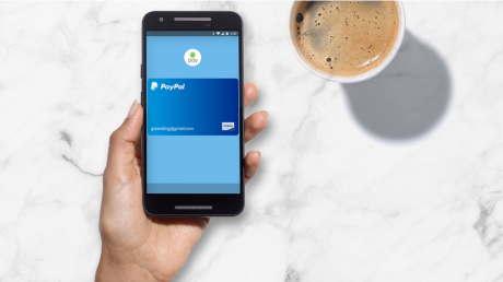 AndroidPay PayPal e1492529301883