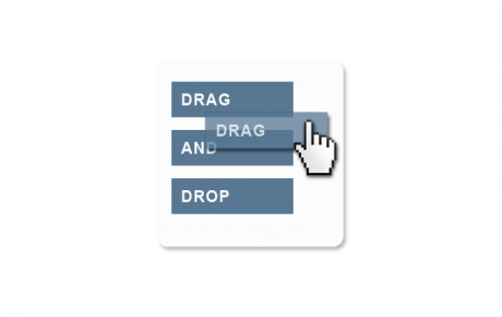 Drag and drop 1