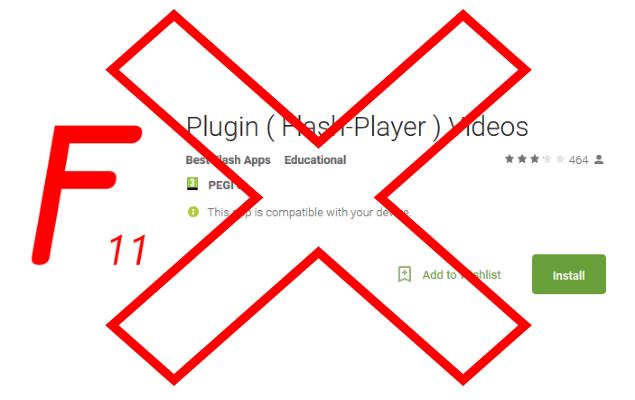 Adobe Flash Player: l'aggiornamento a pagamento che ha truffato 100.000 utenti
