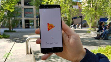 Google Play Music sarà il player predefinito degli smartphone Samsung