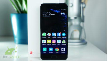 Huawei P10 Plus copertina