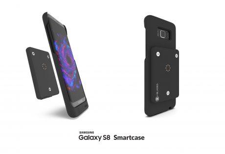 I Blades Smartcase Samsung Galaxy S8