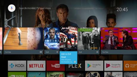 """Kodi 18 """"Leia"""" supporterà i suggerimenti e la ricerca vocale su Android TV"""