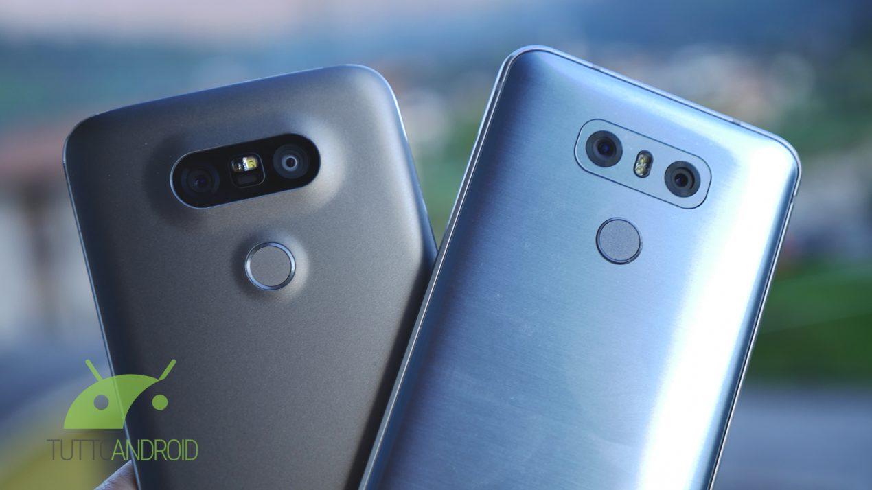 LG G6 permetterà di autorizzare pagamenti mediante riconoscimento facciale