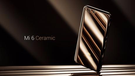 Xiaomi Mi 6 in ceramica sarà difficile da acquistare, almeno inizialmente