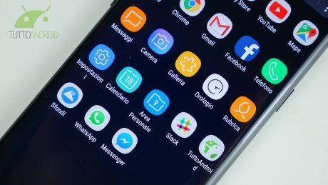 Alcuni Samsung Galaxy S8 si riavviano senza motivo