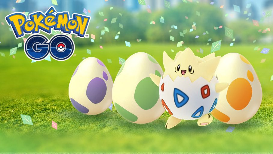 Pokemon GO: via al nuovo Festival dell'Uovo per Pasqua