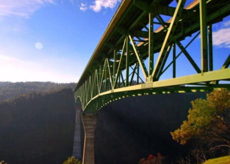 Foresthill bridge selfie