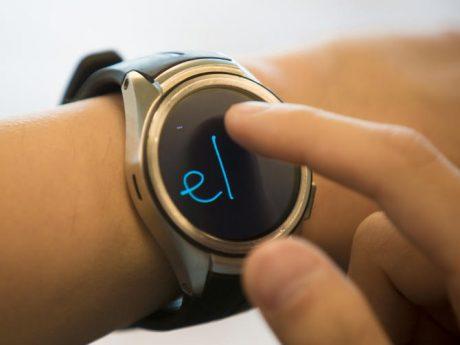 Google android wear handwriting 7756