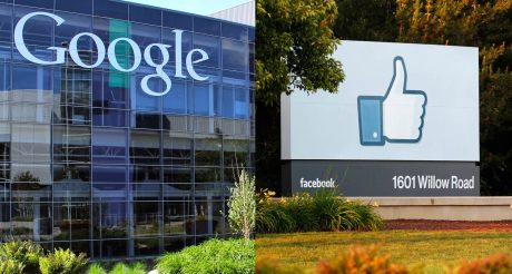 Google e Facebook accusate di aver violato il GDPR: chieste sanzioni da miliardi di euro