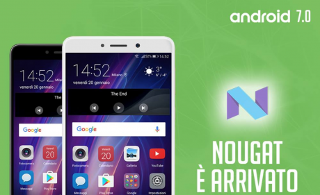 Honor 6x android nougat