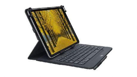 Trasformate un tablet in un ufficio viaggiante con Logitech Universal Folio