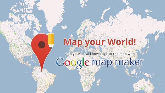 Google Map Maker chiude ufficialmente i battenti