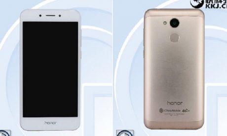 Honor DLI TL20 sbarca su TENAA: 5 pollici, Snapdragon 425 e design anonimo