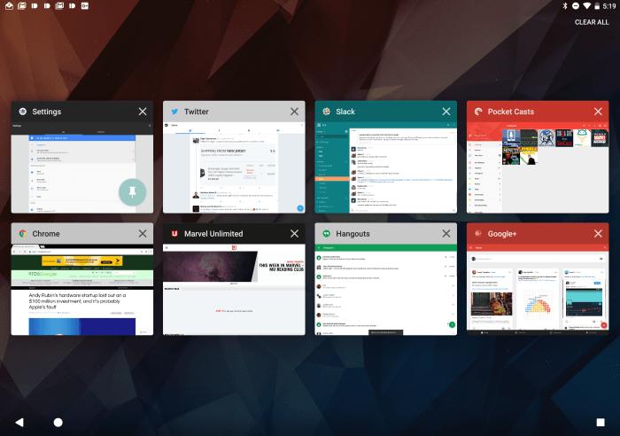 È arrivata la Developer Preview di Android O su Nexus e Pixel