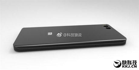 Xiaomi mi 6 renders 2