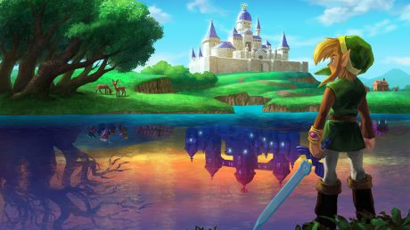 A Link Between Worlds per 3DS