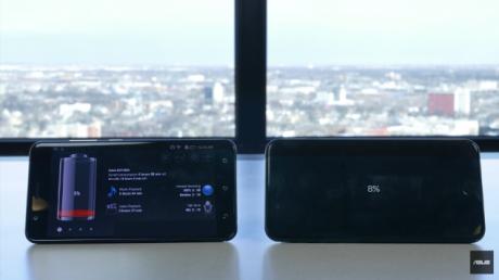 ASUS ZenFone 3 Zoom iPhone 7 Plus batteria