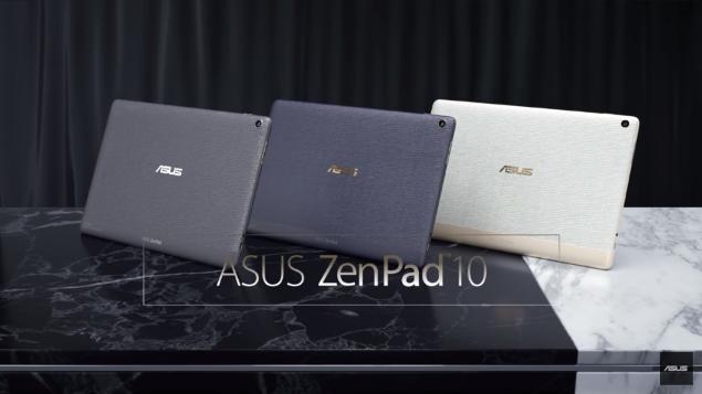 ufficiali i nuovi tablet asus zenpad 10 z301ml e z301mfl eleganza e multimedialit tuttoandroid. Black Bedroom Furniture Sets. Home Design Ideas