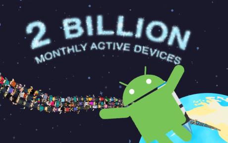 Android 2 Miliardi Utenti