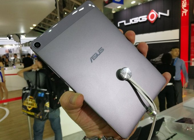 Asus ZenPad 3S 8.0 presentato al Computex 2017