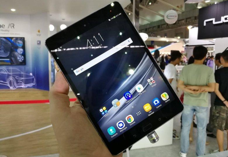 Computex 2017 al via: presentato il tablet Asus ZenPad 3S 8.0