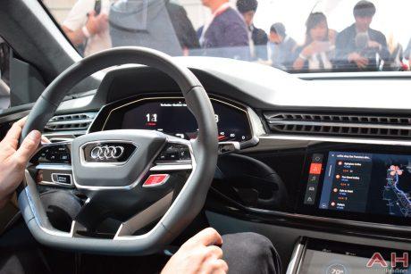 Audi Q8 Sport Android Auto Google IO17 AH 11