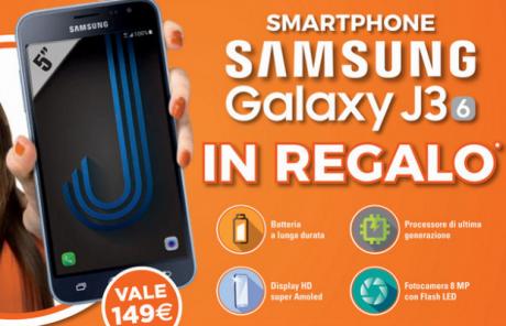 Samsung s8 regalo j3