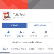 Facebook Per Android Introduce Un Tasto Fab Per Chattare Con Le