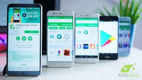 """Google sospende il ban delle app e promuove un """"uso responsabile ed innovativo"""" dei"""