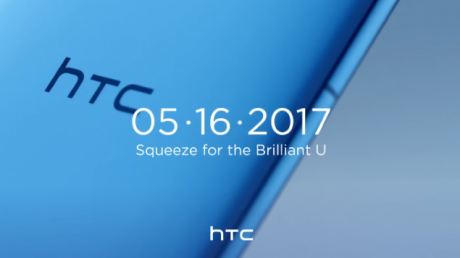 HTC U 11 teaser