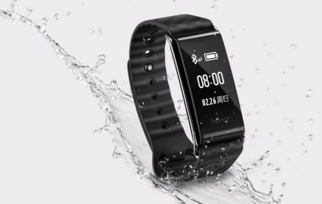 Honor Band A2 IP67 water resistant 768x503