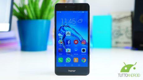 Honor 6C copertina