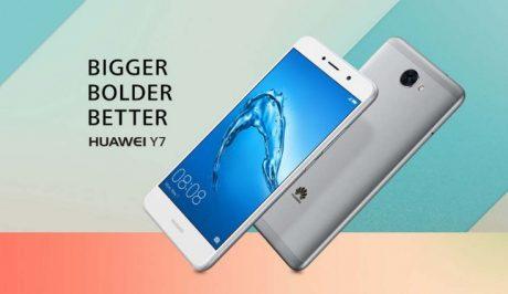 Huawei Y7 Copertina
