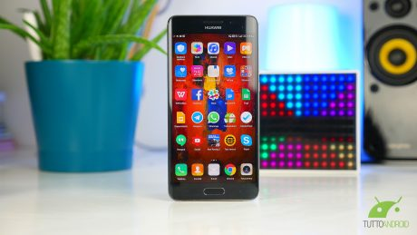 Huawei mate 9 pro copertina