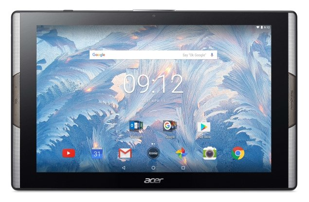 Acer Iconia Tab 10, tablet con display quantum dot