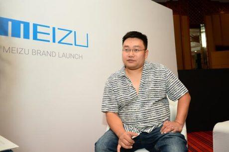 Li Nan VP Meizu