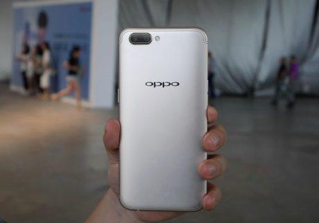 OPPO R11 Silver