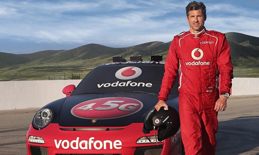 Vodafone presenta la sua rete mobile 4.5G, fino a 800 Mbps