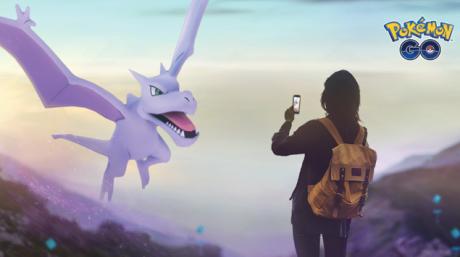 Pokémon GO avventura