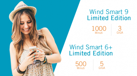 Wind Smart 9 Smart 6 Limited Edition