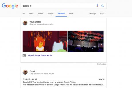 Google introduce il Tab Personale nel suo motore di ricerca