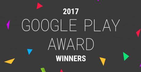 Google play awards 2017 cop