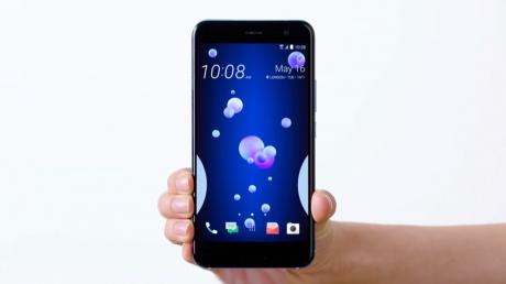 Htc u11 androidq